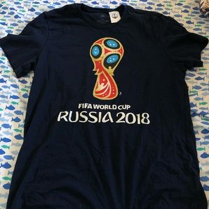 Adidas 2018 Men's World Cup Soccer Shirt